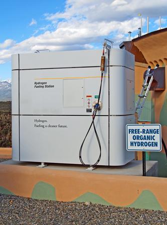 Hydrogen Pump